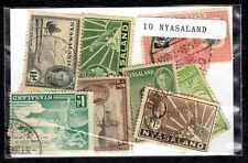 Nislandia 10 Sellos Diferentes