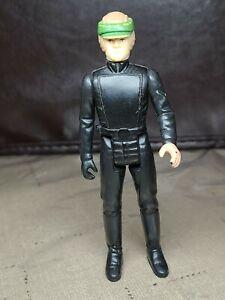 Vintage Star Wars Figures - Endor Luke Skywalker- Last 17 - Kenner - POTF