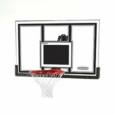 "Lifetime 71526 54"" Shatterproof Backboard and Rim Combo Free Shipping NEW NO TAX"