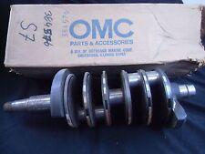 OMC 384576 Brand New Crankshaft for Evinrude & Johnson outboard engines