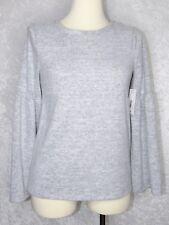 69d3f65a46203 ANA Women s Sweater Top Bell Sleeve Small or Medium Soft Long Sleeve