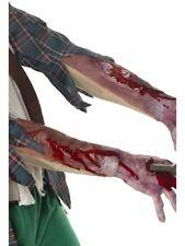 Latex manica con cicatrice Accessorio Costume di Halloween Orrore Zombie