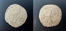 Douzain Henri IV - at the cross scalloped 2ème type 159? - dy#1247