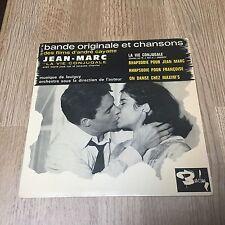 EP BOF La vie conjugale Louiguy André Cayatte Marie-José Nat Jacques Charrier