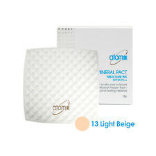 [Atomy] Mineral Pact #13 Light Beige Compact powder SUN Protection BB Korea