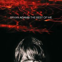 BRYAN ADAMS - THE BEST OF ME CD ~ GREATEST HITS ~ ROD STEWART & STING *NEW*