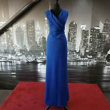 Plus Size Dress (Royal Blue-Size 18) Prom, Cruise, Ball, Mother of the Bride