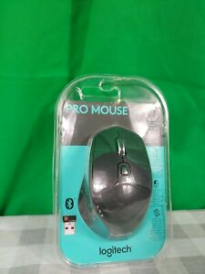 Logitech Pro Mouse Wireless Bluetooth Easy Switch Fast shipping