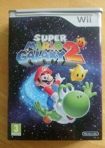 Super Mario Galaxy 2 - Special Edition Tin/Money Box - Official - No Game!