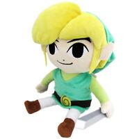 Zelda Windwaker Link 8 Inch Plush NEW IN STOCK