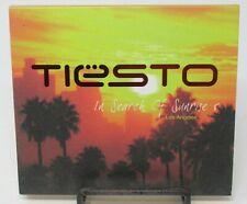 TIESTO: IN SEARCH OF SUNRISE VOL.5 LOS ANGELES 2-DISC MUSIC CD SET, 28 TRACKS