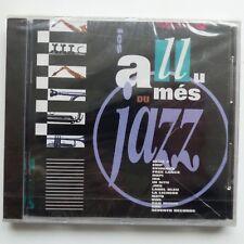 Les allumés du jazz COXHILL PAT THOMAS BOUSSAGUET HENRI TEXIER  ADJ01   CD ALBUM