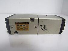 SMC SOLENOID VALVE W114-001C
