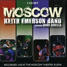 Keith Emerson, Keith Emerson Band - Moscow [New CD]