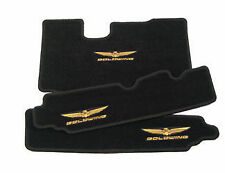 HONDA GOLD WING 1800 DELUXE TRUNK MATS LINERS MAT SET 12 13 GL1800 GOLD WING
