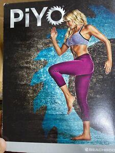 PIYO BEACHBODY 3 DVD SET Home Fitness Workout DEFINE YOURSELF
