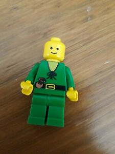 Lego minifigure forestman