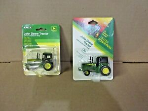 LOT 1 JOHN DEERE FARM TOYS NIP 1/64 SCALE