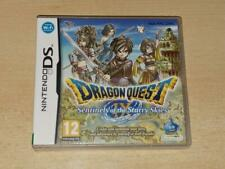 Dragon Quest IX Sentinels of the Starry Skies Nintendo DS 3DS UK Game
