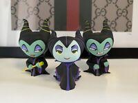 Funko RARE Disney Villains Maleficent Series 1 Mystery Mini LOT OF 3 Best Price!