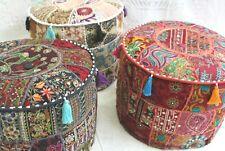Indische Sitzpuff Sitzkissen Bodenkissen Yogakissen Orientalisches Kissen Indien