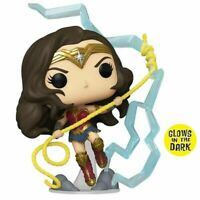 Wonder Woman Glow GITD WW84 NYCC Funko Pop Vinyl New in Mint Box + Protector