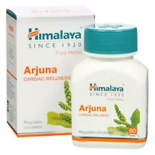 Himalaya Herbal Arjuna 60 Tablets for Cardiac Wellness | Long Expiry | Free Ship
