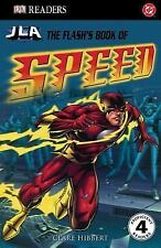 The Flash's Book of Speed (DK READERS)-ExLibrary