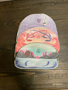 Avatar the Last Airbender 4 Elements Loungefly Exclusive Backpack In Hand