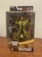WWE Legends Elite Collection Brutus Beefcake Series 10 Action Figure Target Exc.