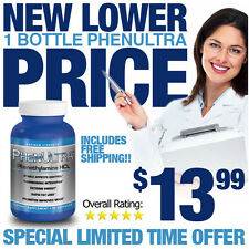 60CT PhenUltra Like Adipex P 37.5 Rapid Fast Strong Best Weight Loss Diet Pills