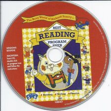 Richard Scarry Best Reading Program Ever Cd (Kids children early learning fun)