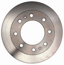 Disc Brake Rotor-Non-Coated Front ACDelco Advantage 18A1206A