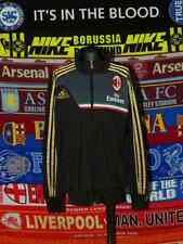 4.5/5 AC Milan boys 11-12 years adidas original football  soccer track jacket