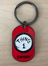 Dr. Seuss Thing (#1/#2) Landing Keychain