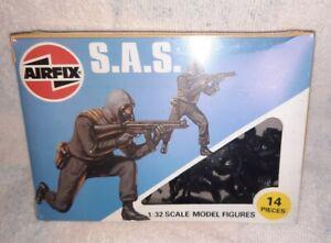 1983 Series 1 AIRFIX S.A.S. SAS 1:32 Factory Sealed 14 Model Figures