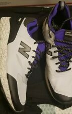 New balance Trailbuster Re-Engineered fantom fit grey/purple shoes men size 9.5