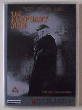 THE ELEPHANT MAN / DAVID LYNCH / JOHN HURT / 1980 CLASSIC / SEALED / R2 PAL