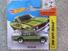 Datsun Green Diecast Racing Cars