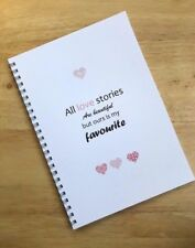 A5 Wedding Planner Bride to Be Note Book Journal Organiser, Engagement gift