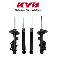 Chevrolet Camaro 2012 Front and Rear Struts Shocks Assembly KIT KYB Excel-G