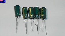 Motherboard Capacitors 3300uF 10V low ESR