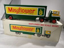 Marx ? Hong Kong  BOXED Battery Operated Mayflower Moving Truck Van