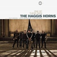 THE HAGGIS HORNS - ONE OF THESE DAYS   CD NEU