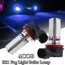 H8 H9 H11 H16 10000K Blue High Power LED Fog Light Driving Bulbs Lamp for Buick