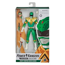 Power Rangers Lightning Collection Hasbro Mighty Morphin Green Ranger (Tommy)