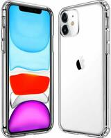 Mkeke Clear Compatible with iPhone 11 Case, Cover for iPhone 11 6.1 Inch