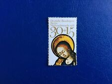 GERMANY BERLIN MNH 1978 CHRISTMAS ADORATION OF KINGS MAGI STAINED GLASS MUNICH