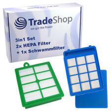 3in1 Set HEPA Motor Abluft Filter für Philips HR8900/17 FC8031 Univers