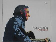 NEIL DIAMOND -12 Songs- CD